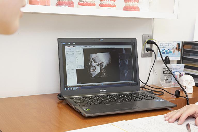 デジタル技術で検査・診断